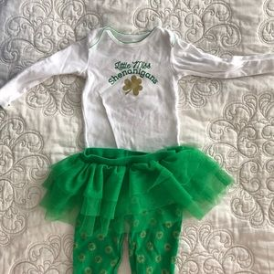 CARTERS! HAPPY ST.PATRICKS DAY!! 12M